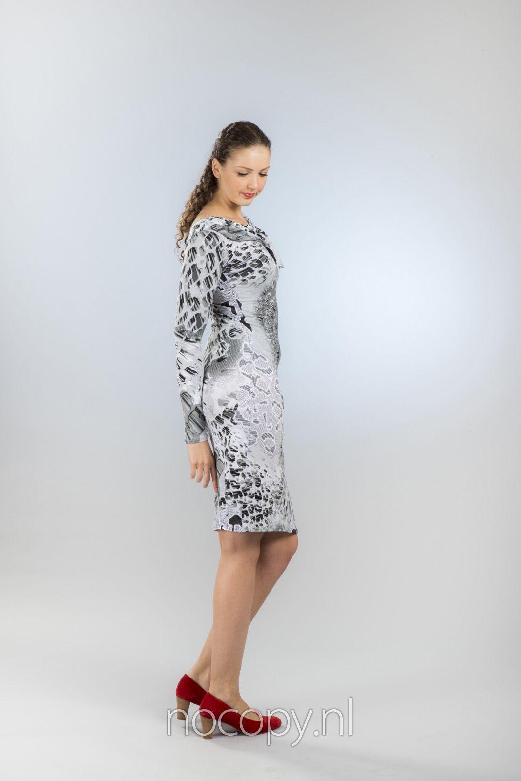 Classy shiny jurk voor alle tijden